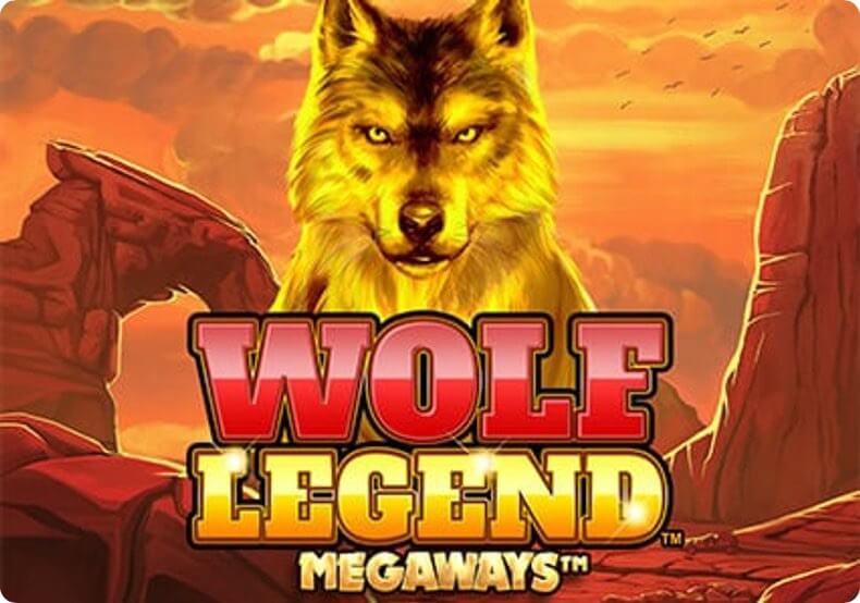 WOLF LEGEND MEGAWAYS™ DEMO