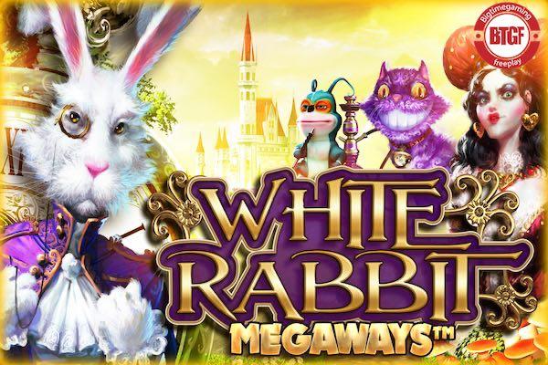 WHITE RABBIT MEGAWAYS™ SLOT FREE PLAY
