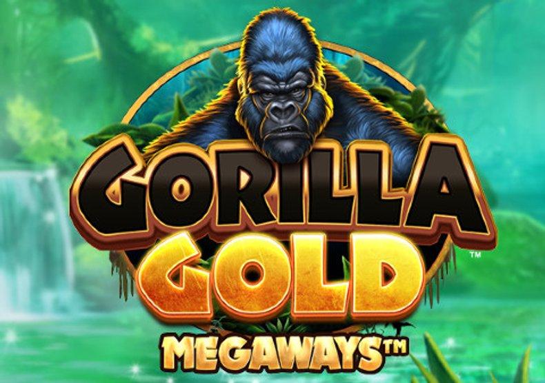 GORILLA GOLD MEGAWAYS™ DEMO