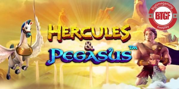 HERCULES AND PEGASUS SLOT FREE PLAY