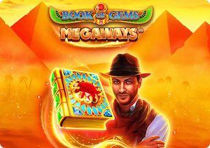 Book of Gems Megaways™ Demo