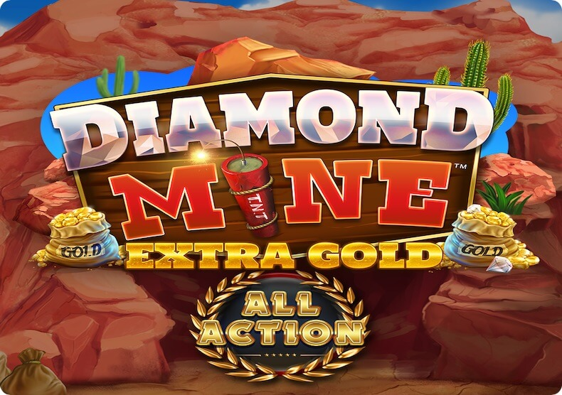 DIAMOND MINE ALL ACTION MEGAWAYS™ DEMO
