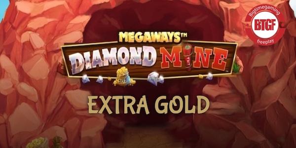 DIAMOND MINE EXTRA GOLD MEGAWAYS™ FREE PLAY