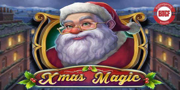 XMAS MAGIC SLOT FREE PLAY