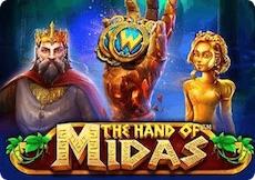 The Hand of Midas Slot Demo