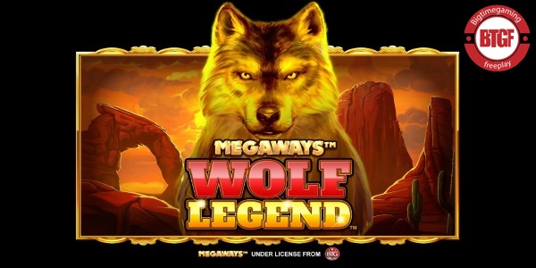 WOLF LEGEND MEGAWAYS™ SLOT FREE PLAY